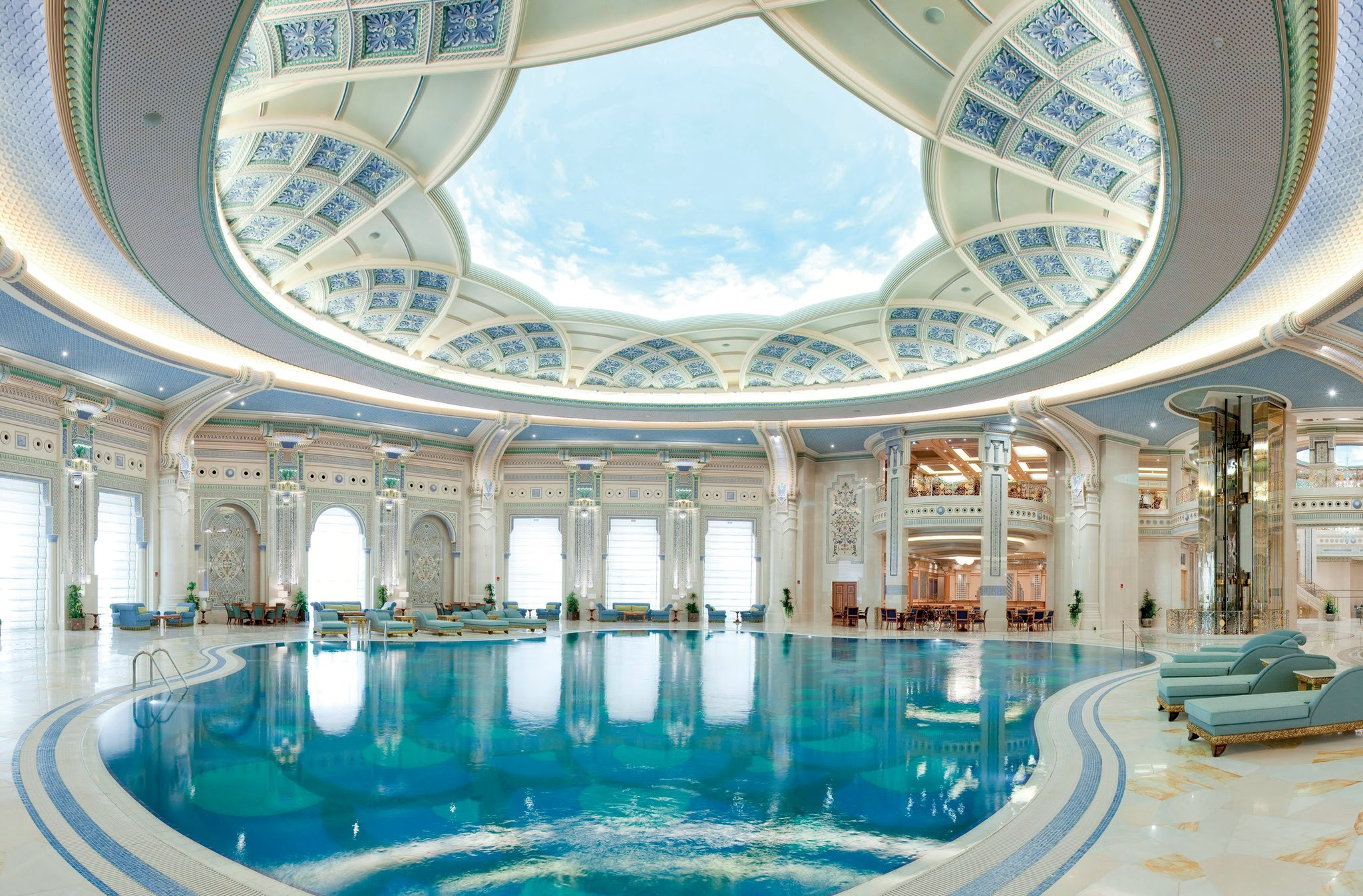 07 photos la prison des hauts dirigeants saoudiens - Hotels in riyadh with swimming pools ...